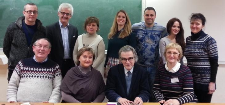 Лингвистическая стажировка во Франции