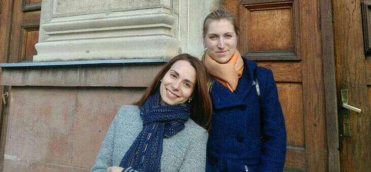 Возможности научных грантов: визит во Львов